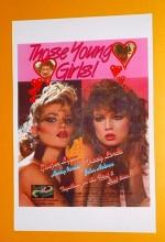 Those Young Girls (1984) afişi