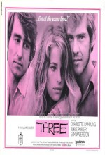 Three (1969) afişi