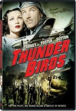 Thunder Birds [soldiers Of The Air] (1942) afişi