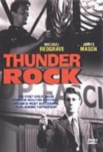 Thunder Rock (1942) afişi
