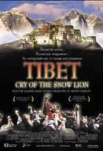 Tibet: Cry Of The Snow Lion (2002) afişi