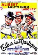 Titin Des Martigues (1938) afişi