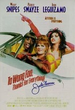 To Wong Foo, Thanks For Everything! Julie Newmar (1995) afişi