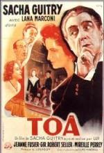 Toa (1949) afişi