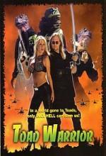Toad Warrior (1996) afişi