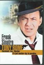 Tony Rome (1967) afişi