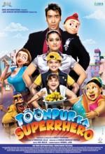 Toonpur Ka Superhero (2009) afişi