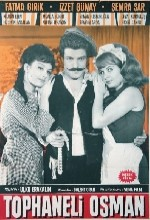 Tophaneli Osman (1964) afişi