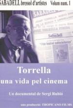 Torrella, Una Vida Pel Cinema (1997) afişi