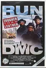 Tougher Than Leather (1988) afişi