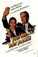 Tout Feu, Tout Flamme (1982) afişi