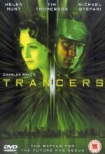 Trancers (1985) afişi