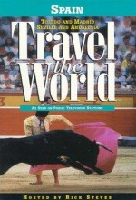 Travel The World: Spain - Toledo And Madrid, Seville And Andalusia (1997) afişi