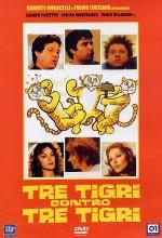 Tre Tigri Contro Tre Tigri (1977) afişi
