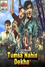 Tumsa Nahin Dekha (1957) afişi