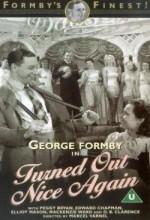 Turned Out Nice Again (1941) afişi