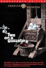 Two On A Guillotine (1965) afişi