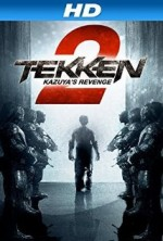 Tekken: A Man Called X (2014) afişi
