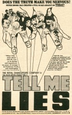 Tell Me Lies (1968) afişi