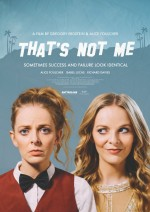 That's Not Me (2016) afişi