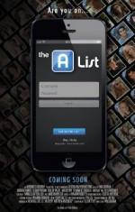 The A-List (2013) afişi