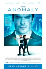 The Anomaly (2014) afişi