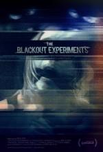 The Blackout Experiments (2016) afişi