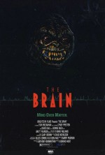 The Brain (1988) afişi
