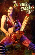 The Chainsaw Sally Show Season 2 (2012) afişi