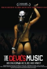 The Devils Music (2008) afişi