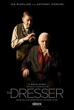 The Dresser (2015) afişi