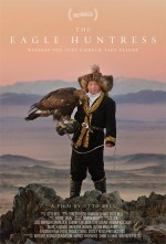The Eagle Huntress (2016) afişi