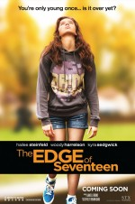 The Edge of Seventeen (2016) afişi