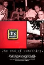 The End of Something (2010) afişi