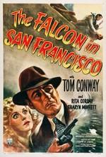 The Falcon in San Francisco (1945) afişi