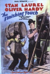 The Finishing Touch (ı) (1928) afişi