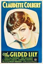 The Gilded Lily (1935) afişi
