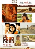 The Good Road (2013) afişi