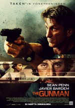The Gunman (2015) afişi