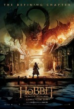 The Hobbit: The Battle Of The Five Armies (2014) afişi