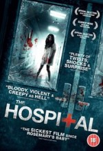 The Hospital (2013) afişi