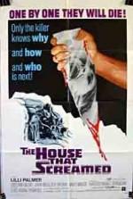 The House That Screamed (1969) afişi