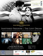 The Immigration Lawyer: Shattered Freedom (2013) afişi