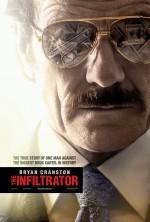 The Infiltrator (2016) afişi
