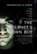The Internet's Own Boy: The Story of Aaron Swartz (2014) afişi