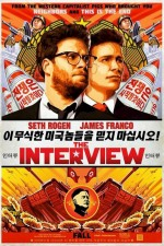The Interview (2014) afişi