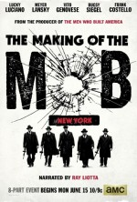 The Making of the Mob: New York (2015) afişi