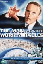 The Man Who Could Work Miracles (1936) afişi