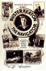 The Navigator (1924) afişi