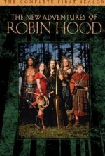 The New Adventures of Robin Hood Sezon 2 (1998) afişi